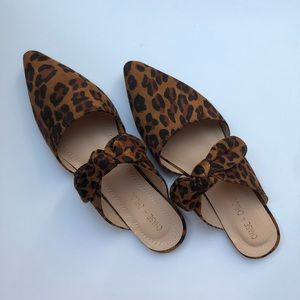 NEW Cheetah flats